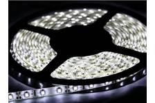 Лента LED верх. свеч. IP65 12В   4,8Вт/м SMD2835 Бел/хол 6500К 60Led/м LBT