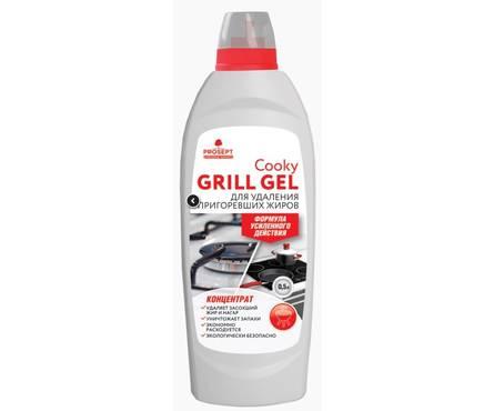 Куки Гриль Гель, средство для чистки гриля и дух. шкафов, концентрат 0,5л Фотография_0