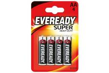 Элемент питания Eveready Super HD AA-R6 4шт. 7084(1*24)