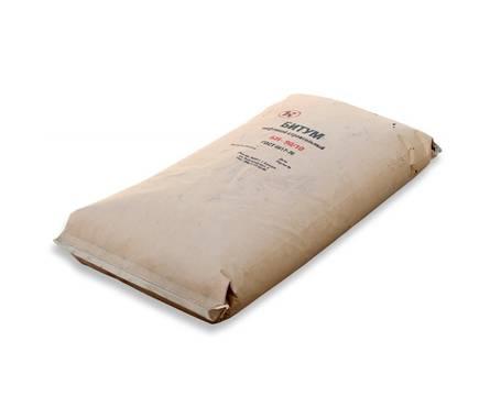 Битум БН 90/10 , крафт-мешок (40 кг) Фотография_0
