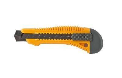 Нож STAYER STANDARD с выдвижным сегмент. лезвием, 18мм Фотография_0
