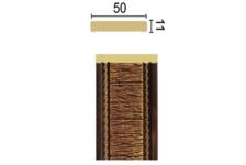 Багет Интерьерный 1М5-2B/G  Vitart 2,4м