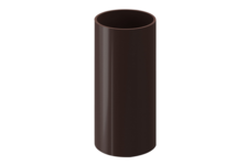 Труба водосточная Дёке PREMIUM (шоколад) 3 м