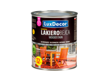 Лазурь для дерева акриловая LUXDECOR 0,75л (Темный орех)