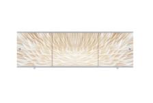 Экран для ванны МЕТАКАМ Премиум А 1,7 песочные волны