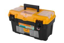 Ящик для инструментов Sturm! TBPROF18, 18 пластиковый, 430х235х250 мм