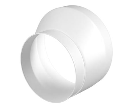 Соединитель круглых воздуховодов эксцентриковый 1012,5РЭП