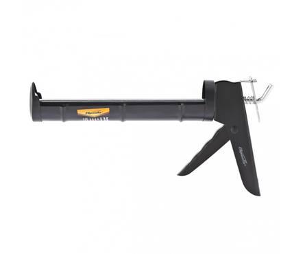 Пистолет для герметика SPARTA, 310 мл, полуоткрытый, круглый шток 7 мм, утолщенные стенки Фотография_0