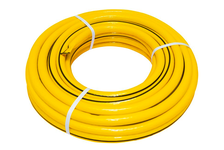Шланг поливочный USP армированный, 3-слойный 3/4х50 м, желтый