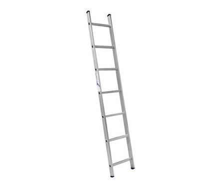 Лестница алюм. 1-но секц. 7 ступеней H1 5107 (высота 195 см, вес 2,5 кг)