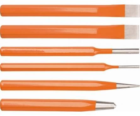Набор инструментов (зубил и долот ) NEO Фотография_0
