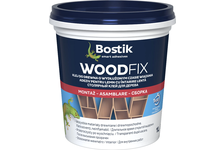 Клей столярный BOSTIK WOOD FIX 3061188 для дерева, 1 л