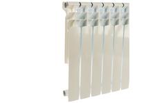 Радиатор алюминиевый AQUAPROM 500/80, 10 секций