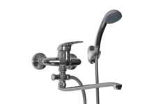 Смеситель MIXLINE ML05-02 для ванны и умывальника