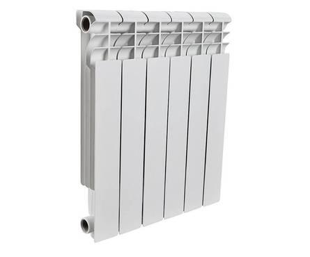 Радиатор биметаллический ROMMER 500\80\10 Фотография_0