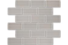 Мозаика Caramelle Mosaic Impressioni Mattoni Beige 300х300 мм, чип 50х100 мм