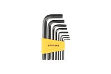 Набор ключей имбусовых STAYER 2-10 мм, 8 шт
