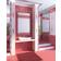 Плитка Golden Tile Александрия 200 х 300 мм, бежевый Фотография_1