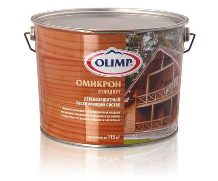 Омикрон гель Олимп, Бесцветн. 0,9л