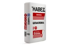 Шпаклевка гипсовая HABEZ Финиш, безусадочная (25 кг)