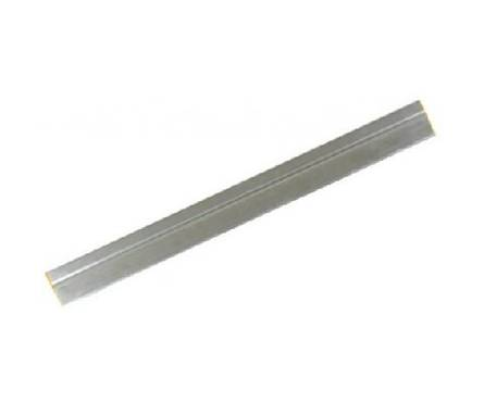 Правило STAYER MASTER алюминиевое, профиль ДВУХВАТ с ребром жесткости, 1,0м.