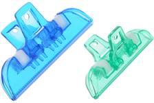 Зажимы для пакетов MARMITON Крабики 2 шт (10 см, 7.5 см)