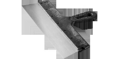 Шпатель фасадный ЗУБР СТАНДАРТ 200 мм, стальное полотно Фотография_0