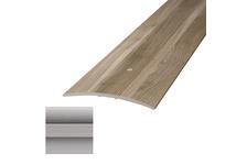 Порог стыкоперекрывающий Русский профиль ширина 38 мм, длина 1.35 м, алюминиевый