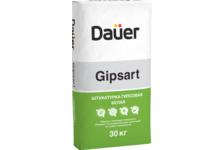 Штукатурка DAUER Gipsart гипсовая белая 30кг (40)