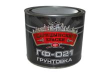 Грунт ГФ-021 красно-коричневый 2,7 кг Цариц. краски