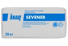 Смесь KNAUF Севенер штукатурно-клеевая 25 кг