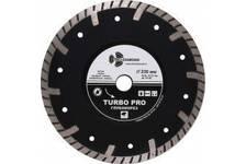 Диск алмазный отрезной Turbo 230*10*22.,23мм. глубокорез