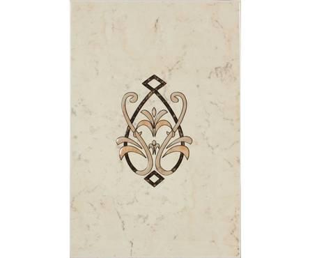 Плитка керамическая Шахтинская плитка Адриано декор Ода 200х300 Фотография_0