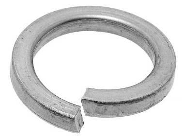 Шайба пружинная оцинкованная М4 (фасовка 15 шт) Фотография_0