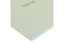 Гипсокартонный лист KNAUF ГСП-Н2 влагостойкий, 2.5х1.2 м, толщина 12.5 мм