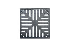 Решетка водоприемная Снежинка к дождеприемнику РВ-28,5.28,5 пластиковая