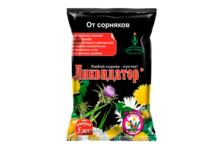 Средство от сорняков Доктор Грин Ликвидатор гербицид сплошного действия 5 мл