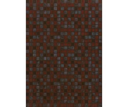 Плитка облицовочная Квадро бордовый (250*350) 1сорт Фотография_0