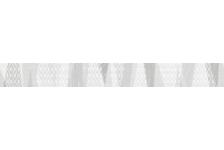 Фриз Belani Эклипс 54x500 мм, светло-серый