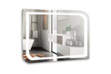 Зеркало MIXLINE Персей 800 х 600 мм, сенсорный выключатель