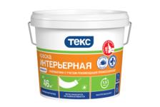 Краска ВД ТЕКС Универсал интерьерная 4,7 л (7 кг)