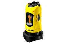 Нивелир лазерный STAYER SLL-1, дальность 10 м, точность +/-0,5 мм/м