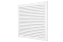 Решётка вентиляционная вытяжная 217х113 (белая)