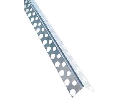 Угол перфорированный PERFOLUX 20х20 ОЦ. (3м) (50 шт.)