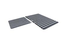 Набор ковриков SHAHINTEX PP LOOP LOOP icarpet серый (50х80/50х40 см)