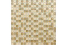 Мозаика Caramelle Mosaic Naturelle Enisey 305х305х4 мм, чип 15*15 мм