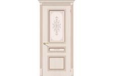 Дверь BRAVO Стиль 22-Ф Беленый дуб, 200*80 см, ПО