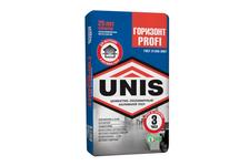 Наливной пол UNIS Горизонт PROFI цементно-полимерный, высокопрочный, от 5-100 мм (25 кг)
