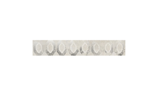 Фриз Березакерамика Премиум 54х500 мм, светло-коричневый