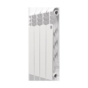 Радиатор алюминиевый Royal Thermo Revolution 500/80/ 4 (Россия) Фотография_0